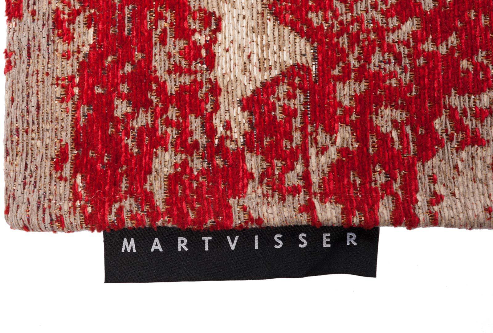 Mart Visser teppich Cendre Rust Warmth 46 label