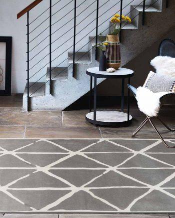 Louis De Poortere teppich Villa Nova LX 2018 Haldon Chrome interior