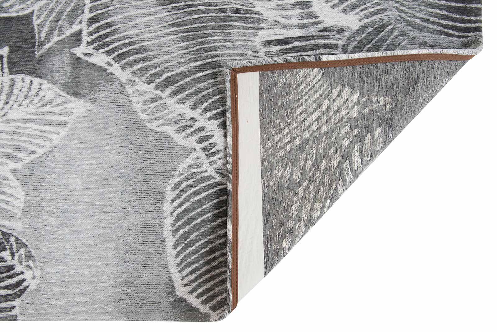 Louis De Poortere teppich Villa Nova LX 8755 Akina Carbon back