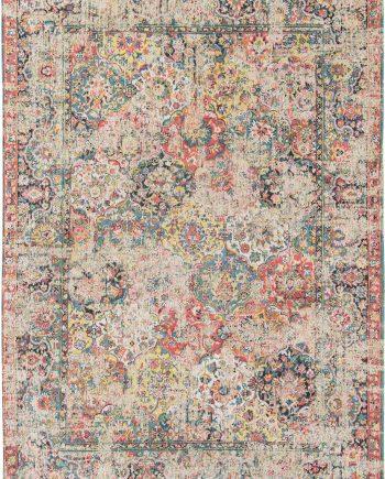 teppich Louis De Poortere LX8712 Antiquarian Antique Bakthiari Janissary Multi