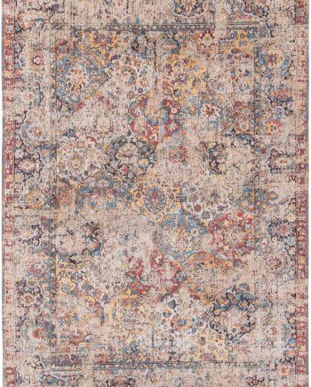 teppich Louis De Poortere LX8713 Antiquarian Antique Bakthiari Khedive Multi
