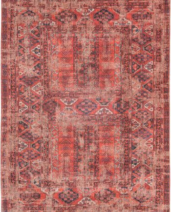 teppich Louis De Poortere LX8719 Antiquarian Antique Hadschlu 782 Red