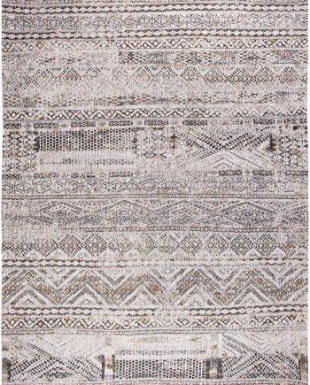 Louis De Poortere teppich CS 9114 Antiquarian Kilim Medina White
