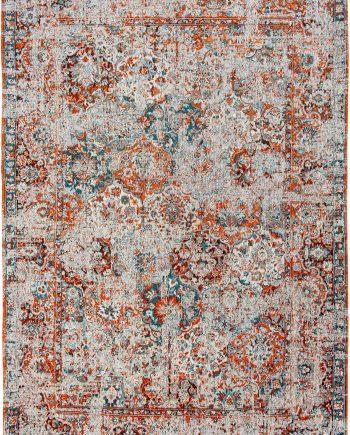 Louis De Poortere teppich CS 9128 Antiquarian Bakhtiari Galata