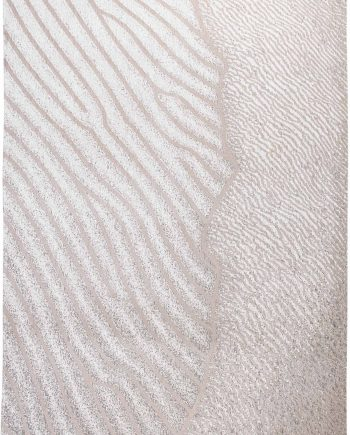 Louis De Poortere teppich CS 9135 Waves Shores Amazon Mud