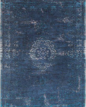 teppich Louis De Poortere LX 8254 Fading World Medaillon Blue Night