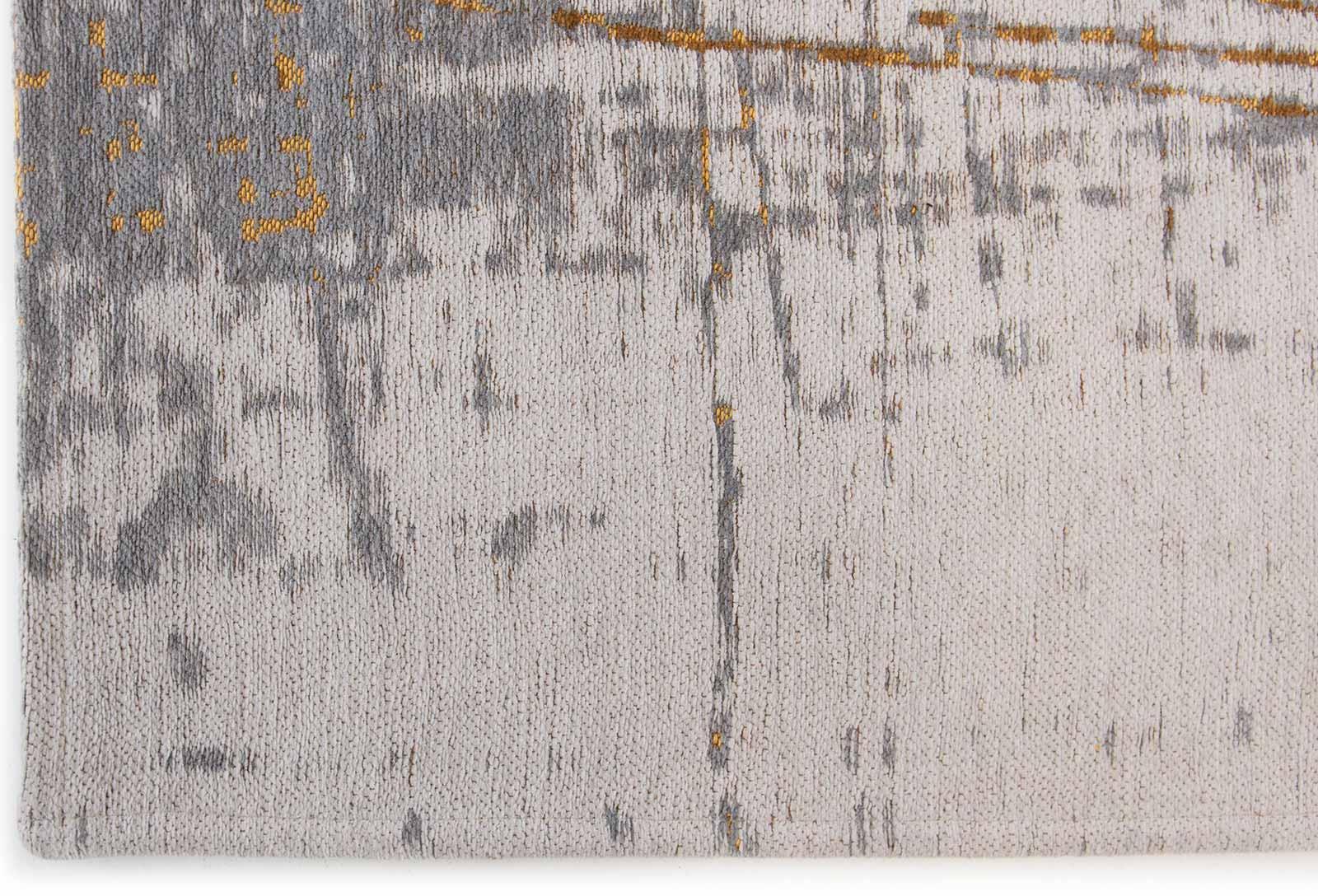 teppich Louis De Poortere LX 8419 Mad Men Griff Columbus Gold corner