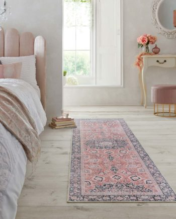 Andessi Teppiche Fold Somerton Pink 4