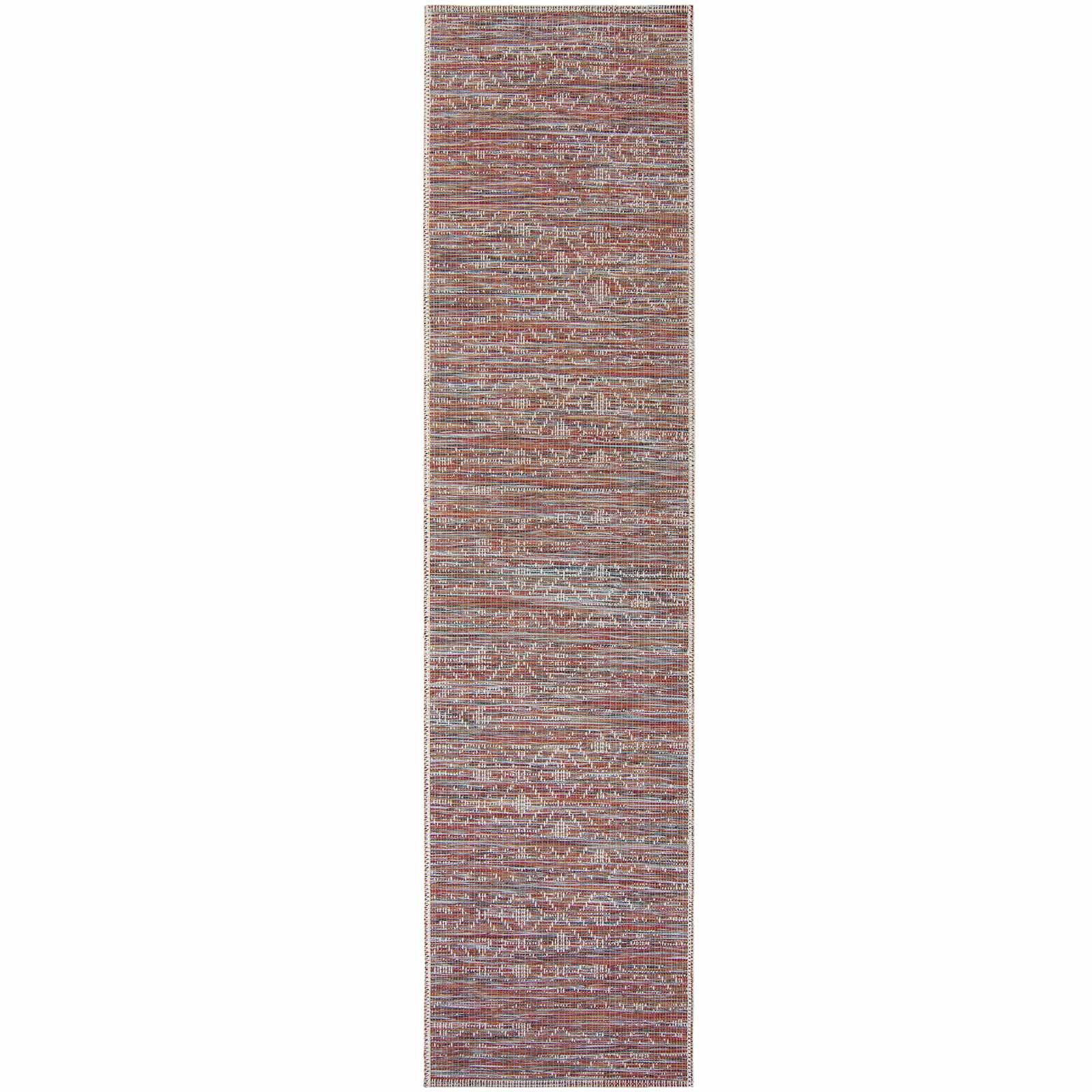 Andessi Teppiche Larino Sunset Terracotta MIX 4