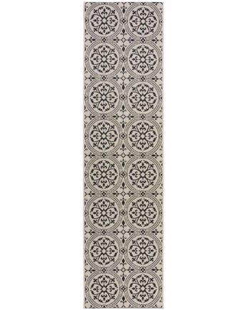 Andessi Teppiche Varano Casablanca Monochrome 6